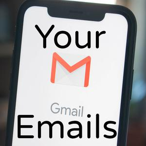 Listen to Your Emails.