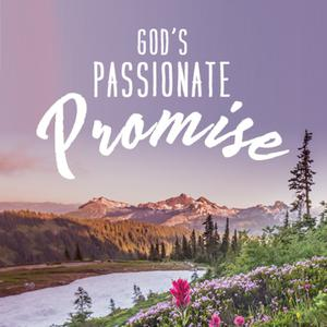 Listen to God's Passionate Promise with ocean waves
