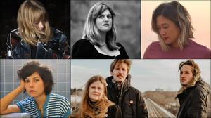 Listen to New Mix: MILCK, The Weather Station, Mary Lattimore, More