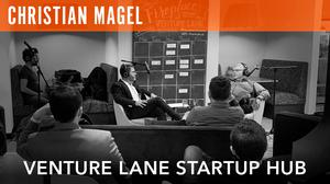 Listen to Christian Magel, Repeat Founder, Venture Lane Startup Hub