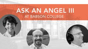 Listen to Marlene Boyaner & Doug Bates in Ask an Angel 3