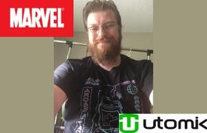 Listen to Comic book chat with Chris McAuley (Marvel/Utomik)