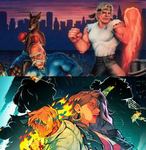 Listen to Streets of Rage/Bare Knuckle Pt.2 (SOR3, SORemake and SOR4)