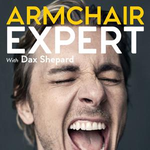 Album art for Armchair Expert with Dax Shepard