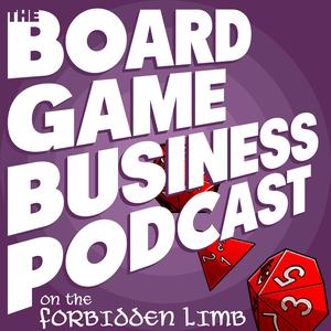 Album art for Board Game Business Podcast