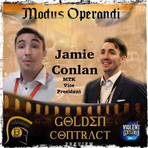Listen to Golden Contract Finals Preview with Jamie Conlan