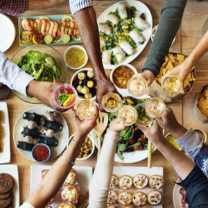 Listen to Shared Plates: How Eating Together Makes Us Human