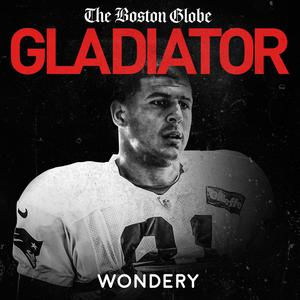 Album art for Gladiator: Aaron Hernandez and Football Inc.