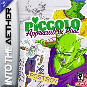 Listen to Piccolo Appreciation Post (feat. Tokyo Mirage Sessions, Alien: Isolation, and Hades)