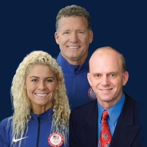 Listen to Episode 24: Team of the Decade with Elizabeth Beisel, David Marsh & Rowdy Gaines