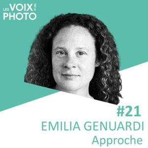 Listen to #21 Emilia Genuardi (Approche)