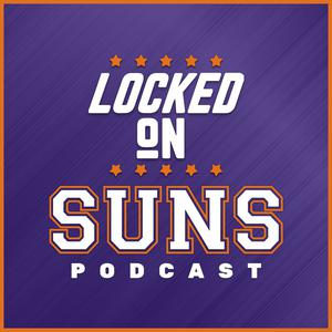 Listen to Suns-Hawks postponed plus James Harden trade reactions with Brad Rowland of Locked On Hawks and Dime