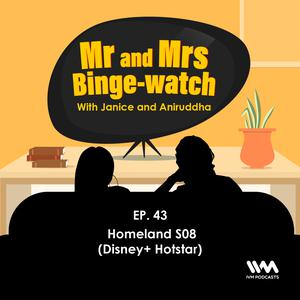 Listen to Ep. 43: Homeland S08 (Disney+ Hotstar)