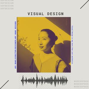Listen to Nodes of Design#46: Visual Design by Amy Wang