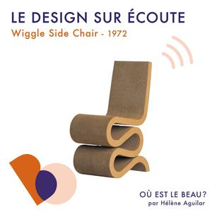 Listen to #83 - Wiggle side chair - Frank Gehry