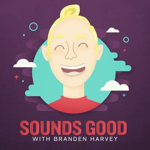 Album art for Sounds Good with Branden Harvey