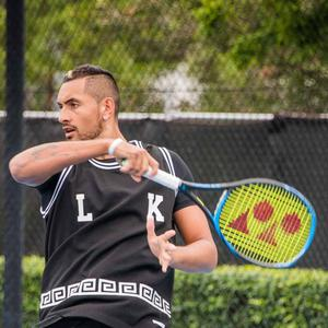 Listen to Revolutionizing Tennis, with Nick Kyrgios