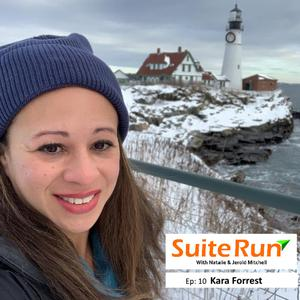 Listen to 10 | Portland, ME with Kara Forrest: Running in Vacationland