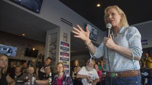 Listen to On The Trail With Kirsten Gillibrand