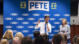 Listen to On The Trail With Pete Buttigieg